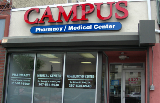 Campus Pharmacy 550
